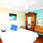 Buena Vista Beach House main bedroom - Nambucca Heads holiday rentals - holiday lettings. Mid North Coast accommodation near Valla Beach