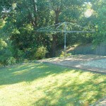 Buena Vista Beach House back yard - Nambucca Heads holiday rentals - holiday lettings. Mid North Coast accommodation near Valla Beach