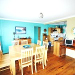 Buena Vista Beach House dining room - Nambucca Heads holiday rentals - holiday lettings. Mid North Coast accommodation near Valla Beach