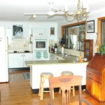 Creek St River House kitchen - Nambucca Heads holiday rentals - holiday lettings. Mid North Coast accommodation near Valla Beach