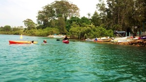 Nambucca Heads holiday rentals - holiday lettings. Mid North Coast accommodation near Valla Beach - Nambucca Boatshed Hire